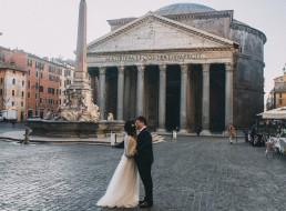 Rome pre-wedding photographer